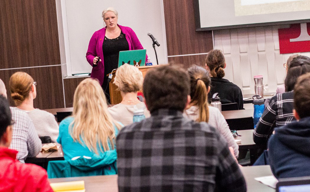 Meredith Martin presents at the April 14 Methodology Applications Series.