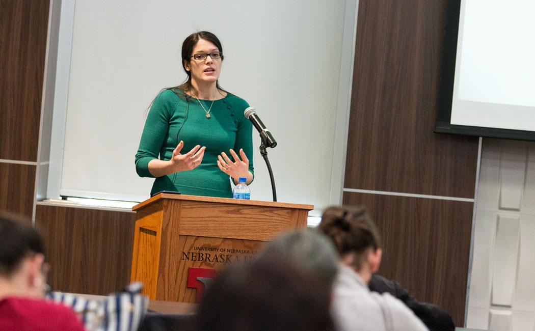 Ann Arthur presentation