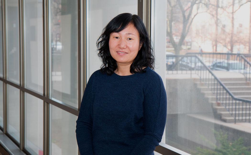Heejae Chung, CYFS graduate student