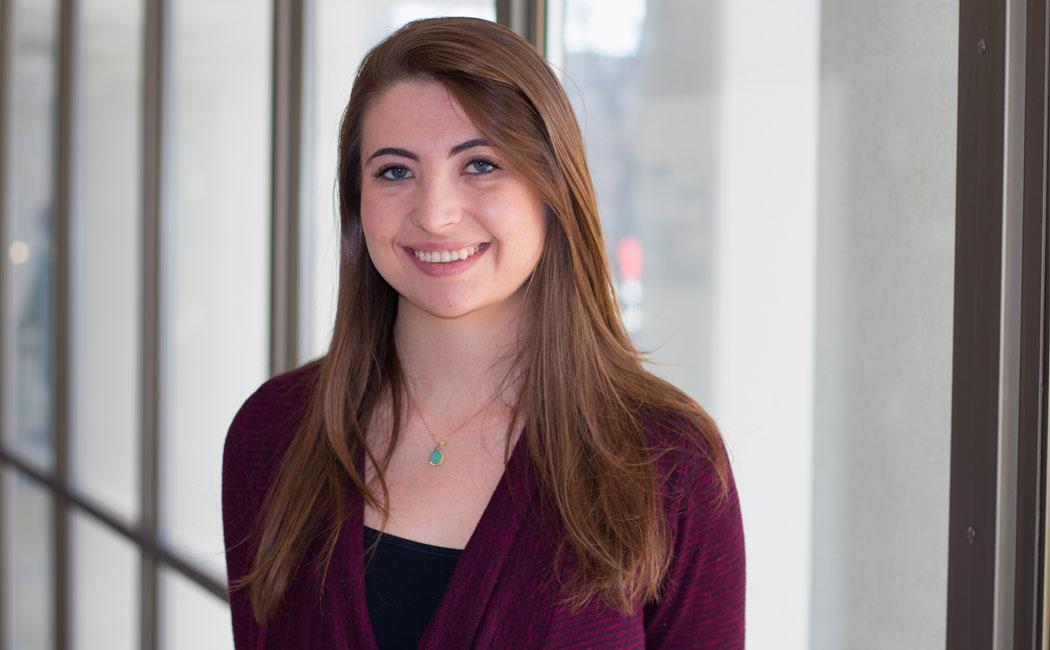 Megan Conley, CYFS graduate student
