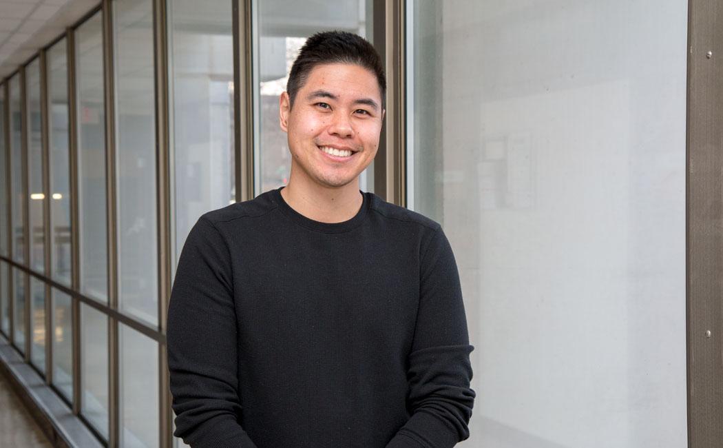 Wesley Kobshigawa, CYFS graduate student