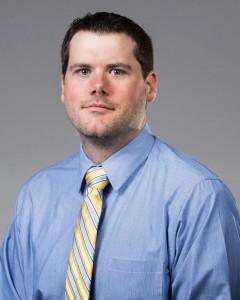 Matthew Gormley, assistant professor of educational psychology