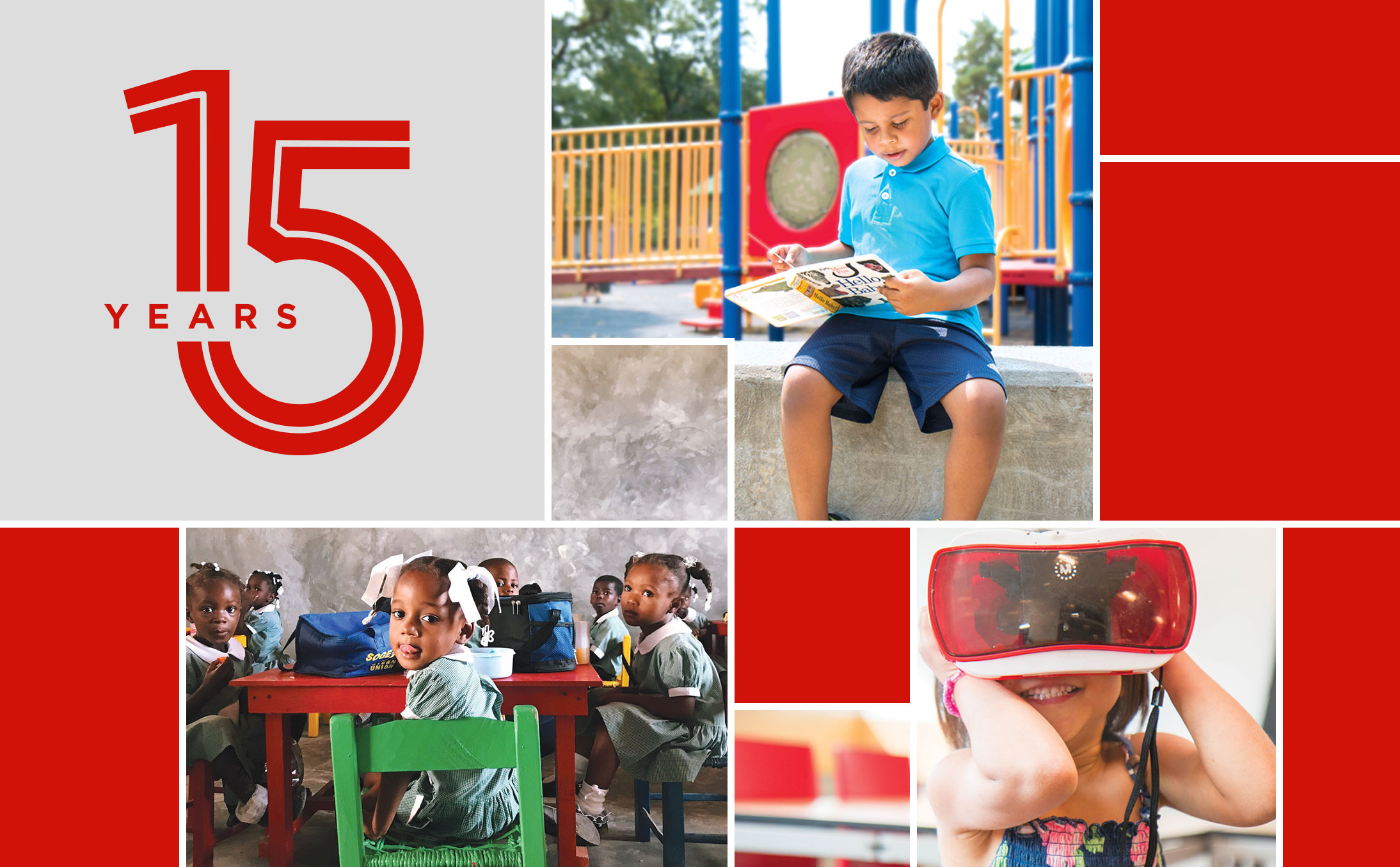 For 15 years, CYFS has impacted lives through research that advances learning and development.