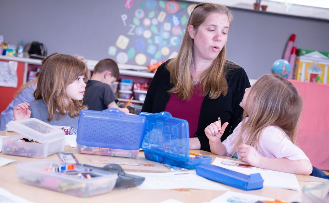 Study aims to address time crunch among early childhood educators