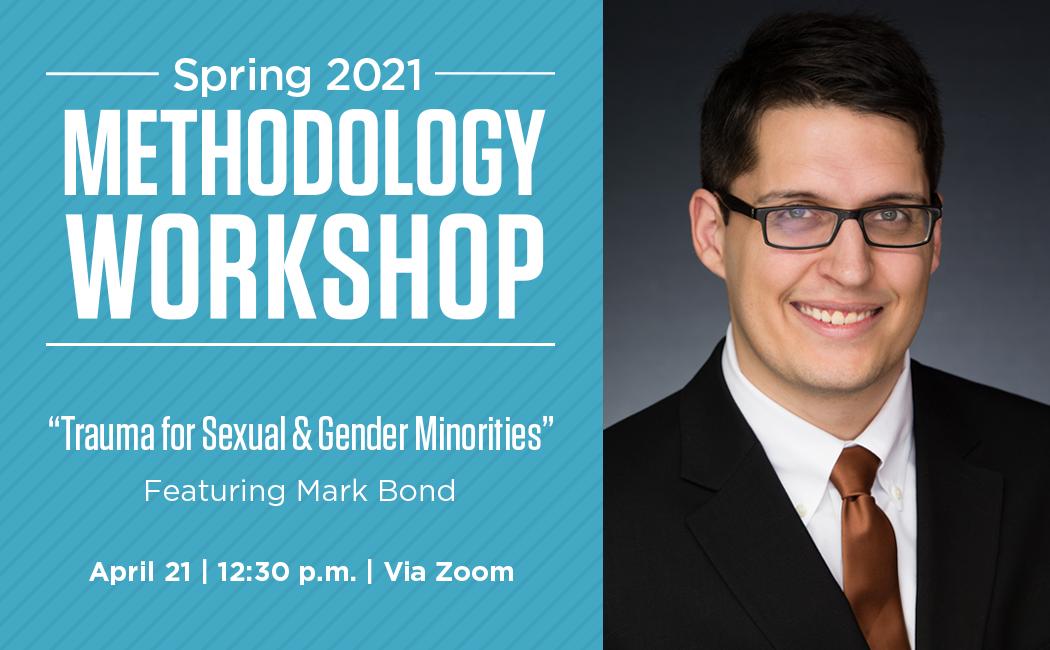 MAP Academy to host Methodology Workshop April 21