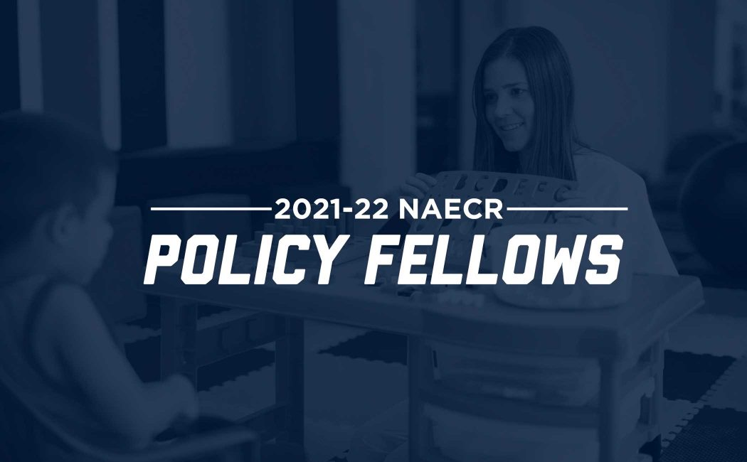 NAECR selects 2021-22 Policy Fellows