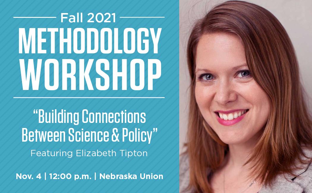 Registration open for Fall 2021 Nebraska Methodology Workshop